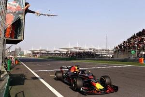 Риккардо выиграл невероятный Гран-при Китая