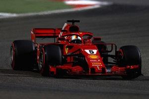 Формула-1: Феттель выиграл невероятную гонку на Гран-при Бахрейна